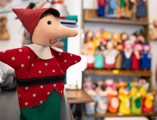Le Marionette di Letizia Fiorini